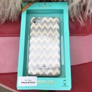 Kate Spade I phone case new in box